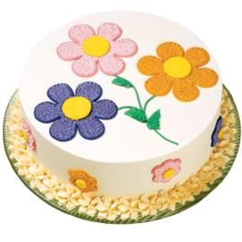 I THINK THIS IS A CAKE I AM GOING TO DO FOR SPRING