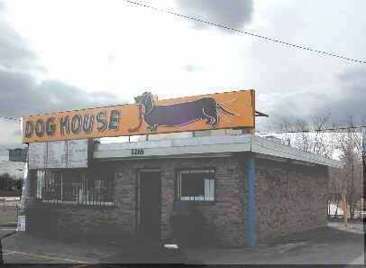 Dog house drive in albuquerque nm route 66 trip for Dog house albuquerque