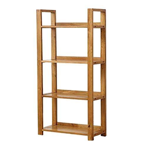 Jcnfa Shelves Pure Solid Wood Book Shelf Storage Bookshelf Shelving Cabinet Multifunctional Corner Shelf Rack Corner Bookcase Wood Book Shelves Wood Cabinets