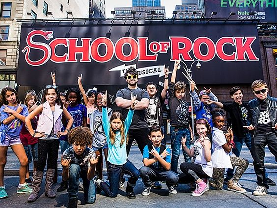 'I'm Ready to Go!' Says School of Rock's Leading Man Alex Brightman, as New Tuner Begins Previews