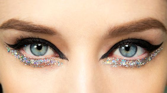 Make up at Chanel Haute-Couture Spring Summer 2014