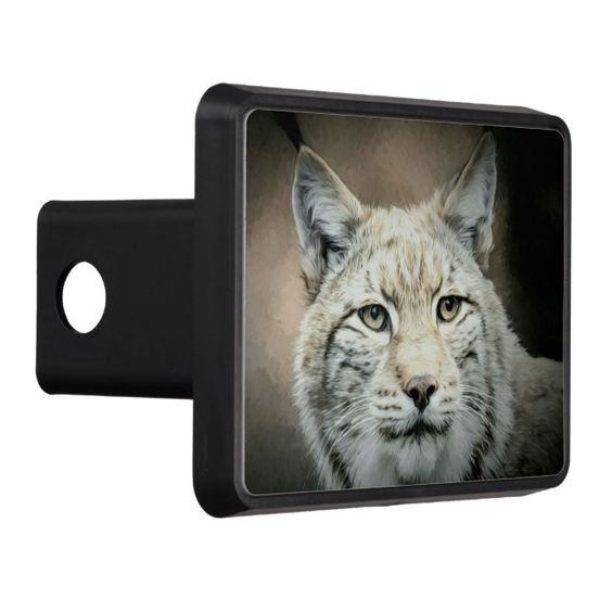 Bobcat Hitch Cover Zazzle Com In 2020 Hitch Cover Bobcat Hitched