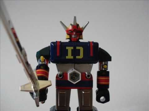 Denshi Sentai Denjiman Chogokin Daidenjin 電子戦隊デンジマン 超合金 ダイデンジン