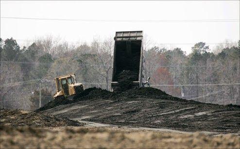 Mixed Reaction On EPA's Coal-Ash Rule