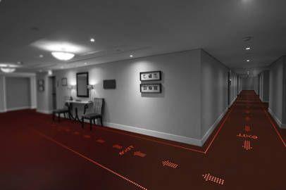 LPI LIGHTING PRESS INTERNATIONAL - Das internationale Fachmagazin für Licht, Lichttechnik und Gebäudetechnik: Lichtdurchlässige Teppiche für...