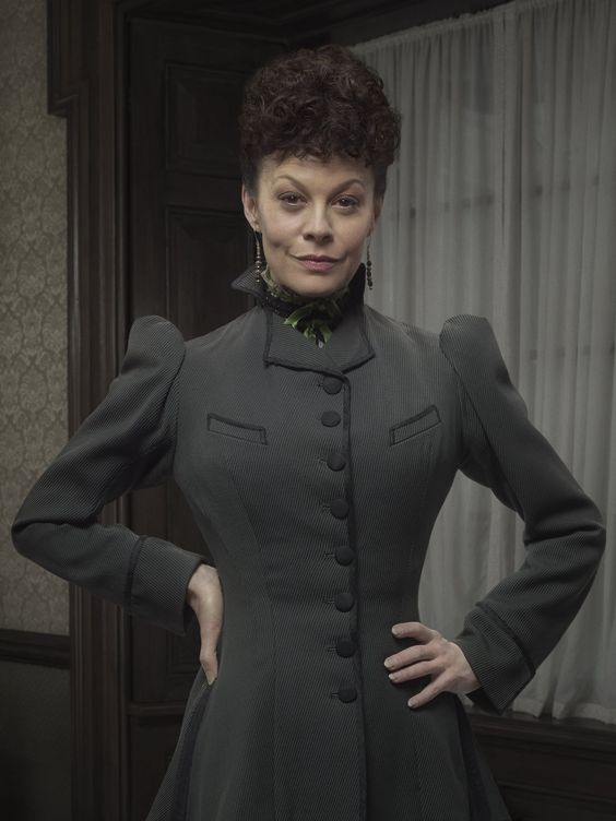 Penny Dreadful Season 2 Madame Kali (Helen McCrory)