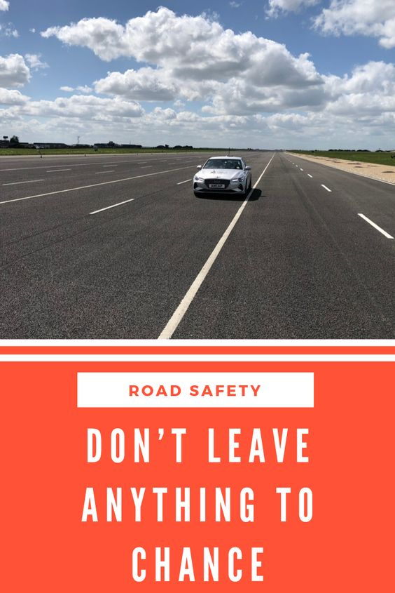 Road Safety Don T Leave Anything To Chance Road Safety Tv Set