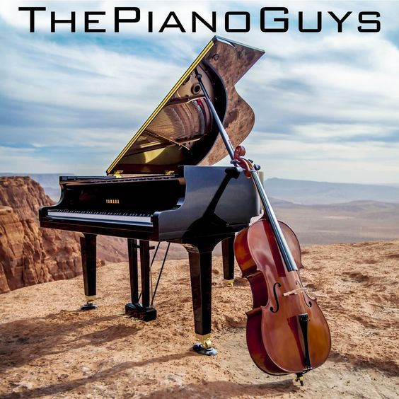 The Piano Guys...bought this album and it's definitely my favourite!