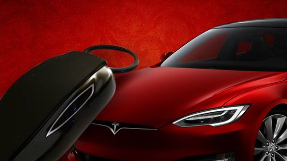 Tesla Motors Inc (TSLA) Delivering New Key Fob With Bluetooth Low Energy