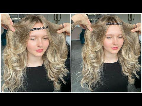 بدون ليماش او الديكاباج تحصلي على اشقر رمادي طبيعي يغطي الشيب يخرلك مثل الصورة تماما Youtube In 2021 Hair Styles Beauty Hair