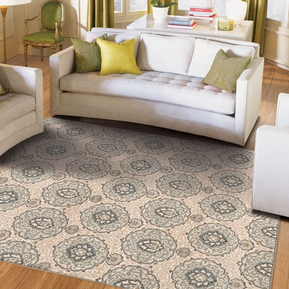 Ultra Silk Collection 8x10 Area Rug