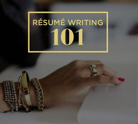 16 Résumé And Cover Letter Tricks Your Employer Wishes You Knew - resume writing 101