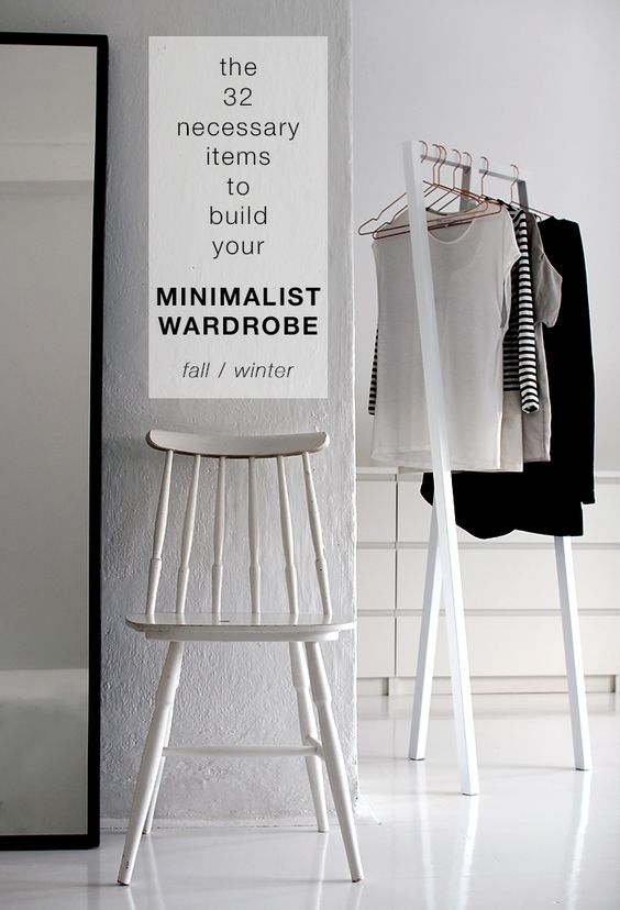 how to build your own minimalist wardrobe free checklist