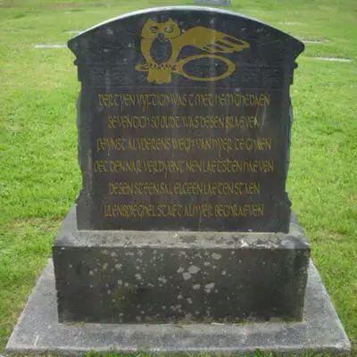 Tyl Eulenspiegel's grave