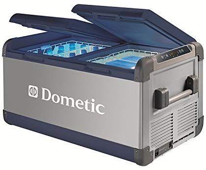 Amazon Com Dometic Cfx 65dz Portable Electric Cooler Refrigerator Freezer Holds 106 Cans 2 2 Cu Ft Capacity Automotive Portable Amazone