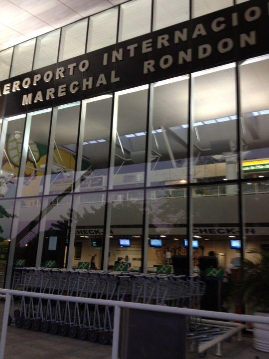 Aeroporto Internacional de Cuiabá / Marechal Rondon (CGB)