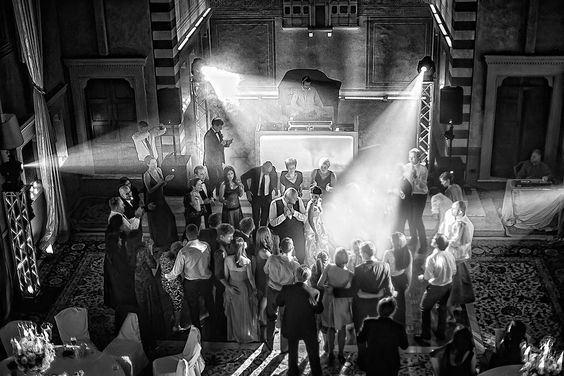 by David Bastianoni - ALMA PROJECT @ Four Seasons Hotel - Conventino Party
