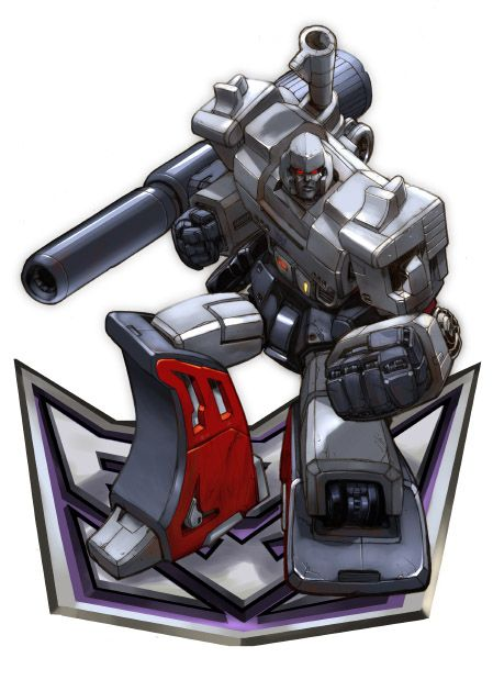 Megatron from Transformers