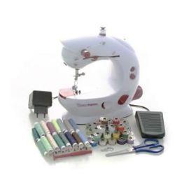 mini machine coudre machines coudre tricoter m tier tisser rouet etc pinterest. Black Bedroom Furniture Sets. Home Design Ideas