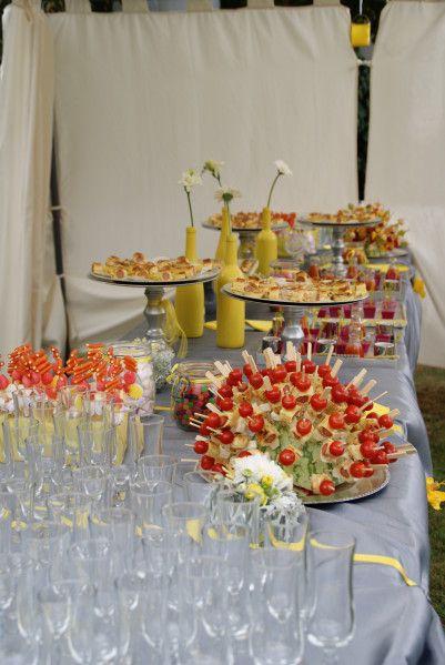 vin d 39 honneur mariage pinterest buffet de sucreries buffet de f te et bricolage. Black Bedroom Furniture Sets. Home Design Ideas