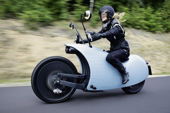 Kult- und Nischenprodukt: Das #Johammer-Elektrobike aus Österreich. - repined by http://www.motorcyclehouse.com/ #MotorcycleHouse