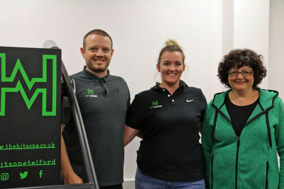 A personal fitness business based in Halesfield 19, Telford has celebrated its first birthday by opening its second studio in Shrewsbury.