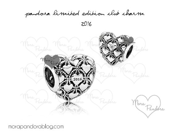 Limited Edition Pandora Charms