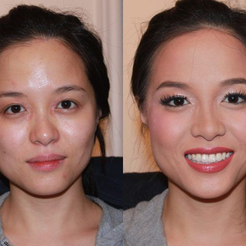 Chinese Makeup Artist Toronto