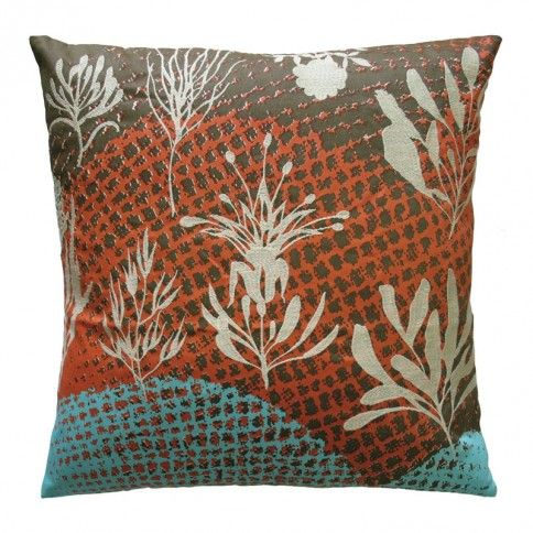 Rust, Teal and Throw pillows on Pinterest