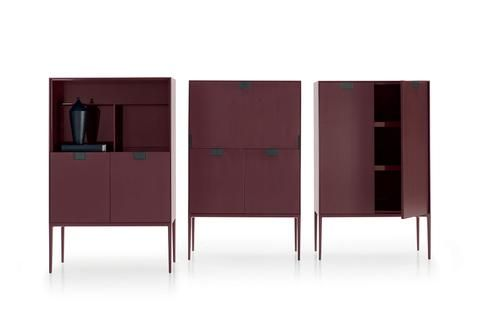 Alcor Storage Unit Storage Unit Design Miami Interior Design Antonio Citterio