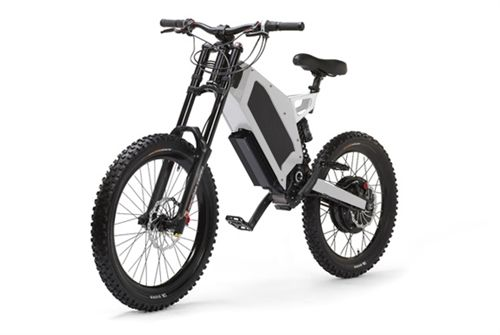 Stealth B52 6 2kw Electric Full Suspension Mountain Bike Free Go