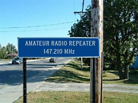 Database Amateur Repeater