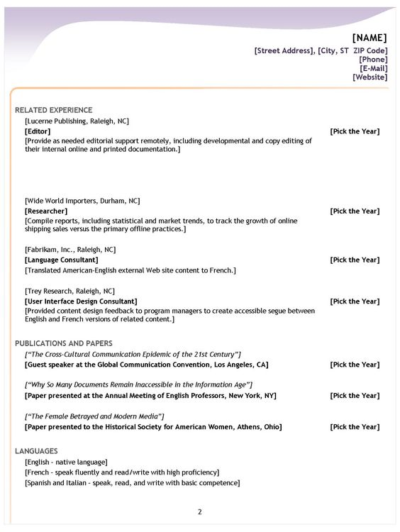 Combination Resume Format Resume Tips Pinterest Resume - statistical consultant sample resume