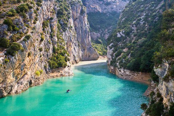 Canyons, Berge, Wasserfälle: 18 Naturwunder in Frankreich