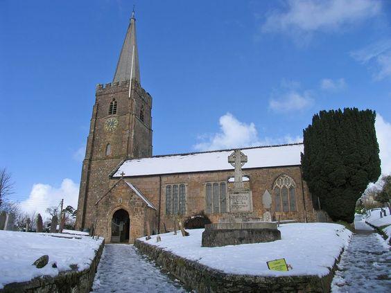 Hatherleigh Parish Church.