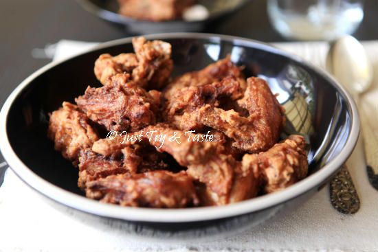 Resep Ayam Goreng Terasi Resep Ayam Ayam Goreng Resep Masakan