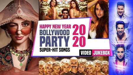 Happy New Year 2020 Bollywood Party Super Hit Songs Mp3 Download 320kbps 128kbps Free In 2020 Hit Songs Party Songs Songs
