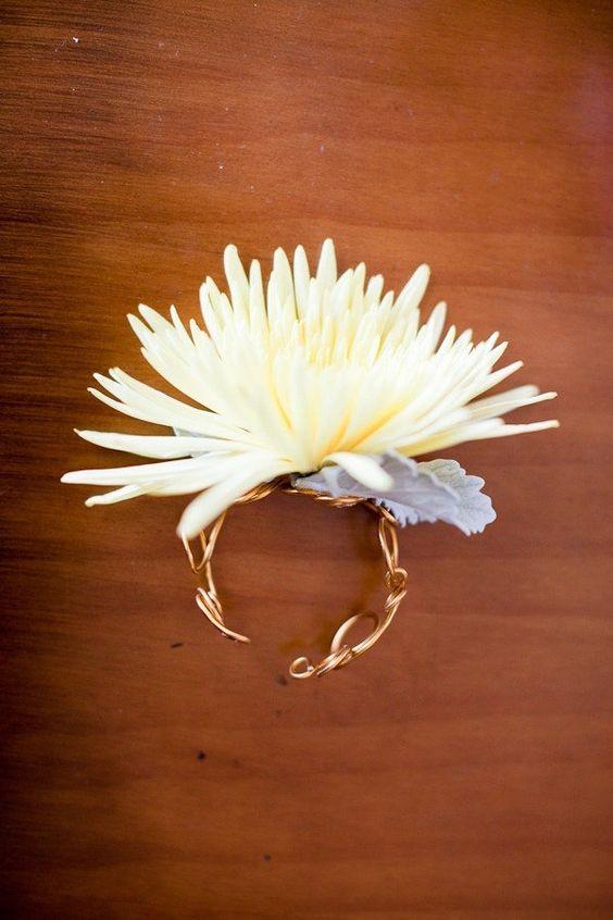 Like the bracelet idea