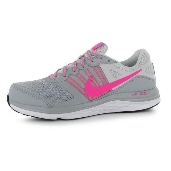 Nike | Nike Dual Fusion X Ladies Running Shoes | Ladies Running Shoes