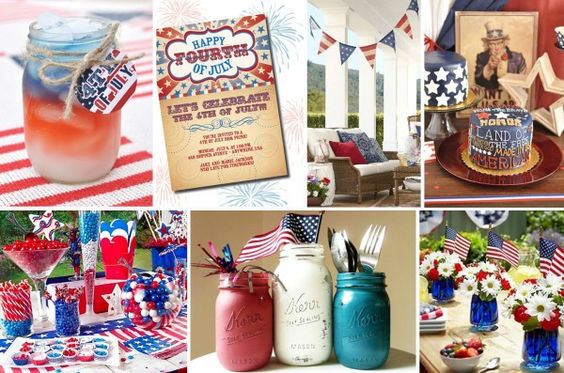 PRETTY PARTY: 4TH OF JULY AMERICANA http://www.intertwinedevents.com/2014/06/pretty-party-4th-of-july-americana/