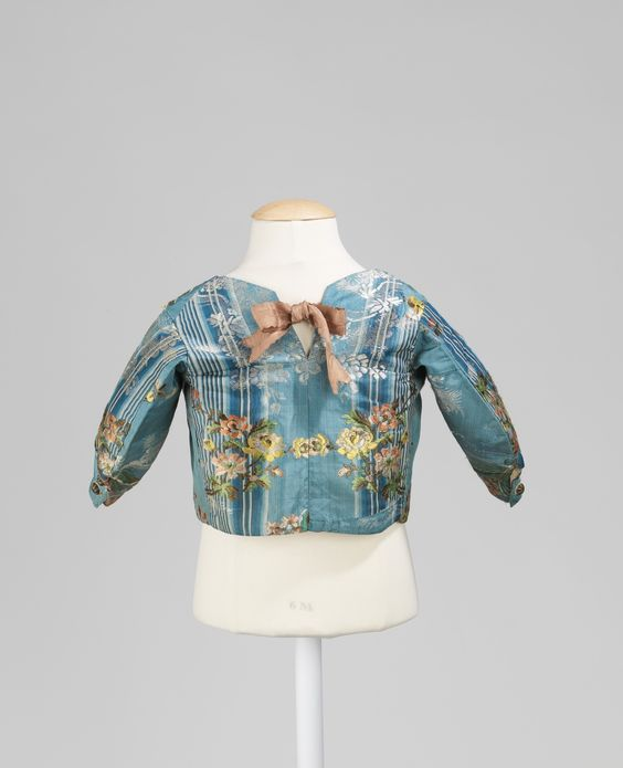 Tailleur Filles & Cie | Bodice | French | The Met