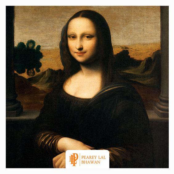 Leonardo da Vinci spent 12 years painting the Mona Lisa's lips.