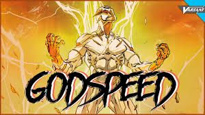 Godspeed in The Flash Comics