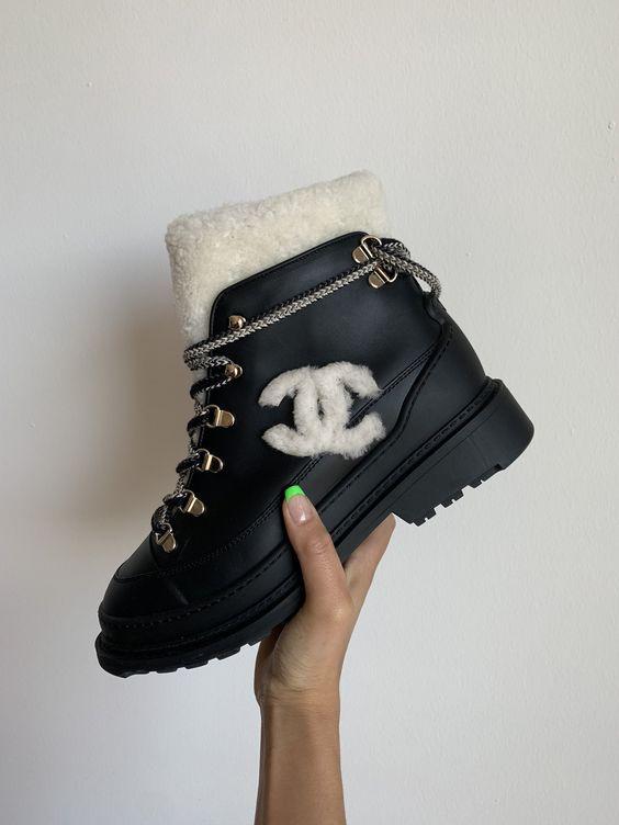 Fresh Winter Fall Boots