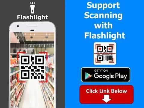 Fast Qr Code Scanner Barcode Reader Qr Code Generatore In 2020 Qr Code Scanner Barcode Reader Coding Apps
