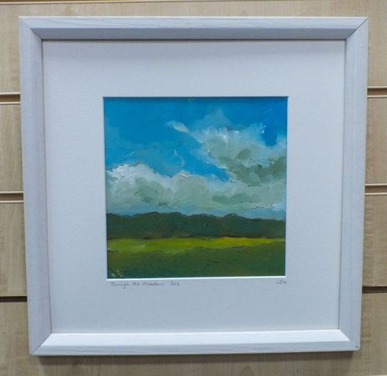 Buy Through The Meadows, Oil painting by Lucy Fiona Morrison on Artfinder. Discover thousands of other original paintings, prints, sculptures and photography from independent artists.