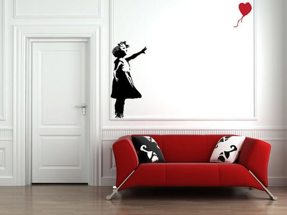 This is beautiful, too.  I love the heart shaped balloon.  Looks so French to me, I don't know why.