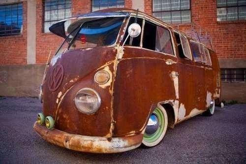 Rusty?