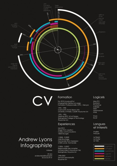 Infographic Ideas » Resume Timeline Infographic - Best ...