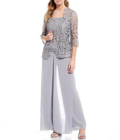 Dillards Evening Pantsuits